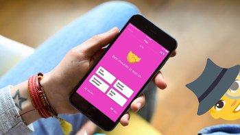 TBH es una aplicación enfocada a adolescentes.