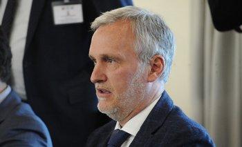 Sthépane Jaumont, gerente general de la compañía belga Auraxis