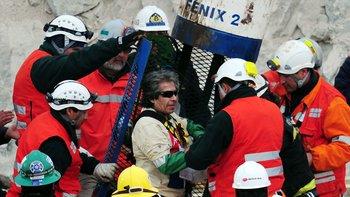 Después de 69 días, todos los mineros fueron rescatados sanos y salvos