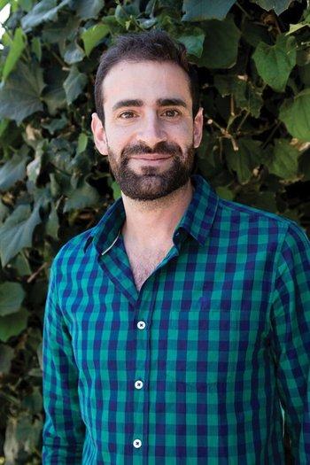 Nicolás Pereyra, fundador de Edu Editorial y Boki