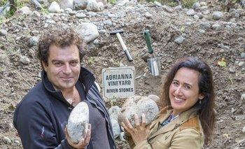 Alejandro Vigil y Laura Catena