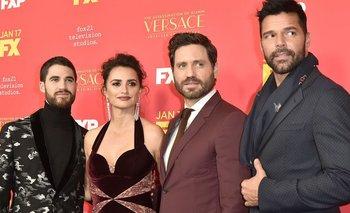 Darren Criss, Penélope Cruz, Édgar Ramírez y Ricky Martin protagonizan nullEl asesinato de Gianni Versacenull.
