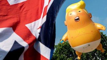 El nullbebé Trumpnull no fue visto por el presidente de EE.UU.