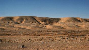 Dos palabras para describir Ouargla: muy caliente.