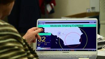 Un sistema de advertencia para la costa oeste de EE.UU. será lanzada más adelante en 2018.