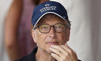 Gates comenzó a interesarse por el cambio climático hace aproximadamente dos décadas.