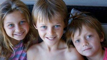 Los hijos de Anthony Maslin murieron cuando el MH17 fue derribado sobre Ucrania en 2014.
