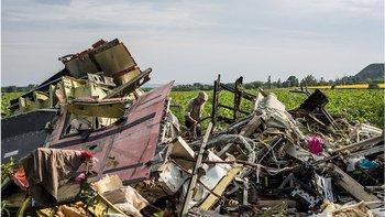 88 niños iban a bordo del vuelo MH17 cuando fue derribado por un misil en el este de Ucrania.