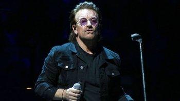 Bono y U2 tocaron en el Madison Square Gardens de Nueva York el pasado mes de junio.