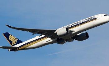 Singapore Airlines quedó clasificada como la mejor aerolínea del mundo en 2018.