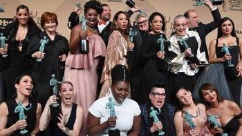 El elenco de Orange Is The New Black fue premiado en la ceremonia de los Premios del Sindicado de Actores en 2017