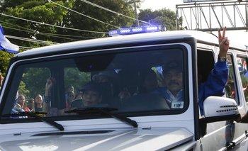 Daniel Ortega y Rosario Murillo, presidente y vicepresidente de Nicaragua