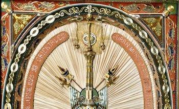 Escudo Nacional del año 1887, será vendido al mejor postor en la casa de subastas Arte & Alhajas