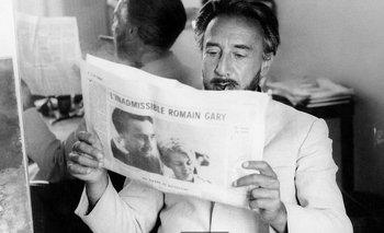Romain Gary es considerado el chico malo más peculiar de la literatura del siglo XX.