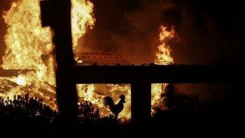La mayoría de las víctimas mortales se produjeron al quedar atrapadas en el resort de Mati, al noreste de Atenas.