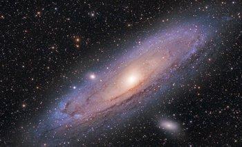 La hermana perdida de nuestra galaxia fue devorada por Andrómeda, también llamada M31, la galaxia espiral más cercana a la Vía Láctea.