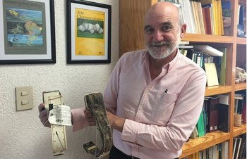 El científico ha trabajado también en un proyecto para contar la población de jaguares.