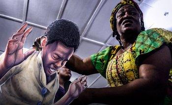 El estigma de niños como brujos es un fenómeno reciente en la región del Delta del Níger, que súbitamente estalló en los 1990.