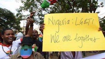 Miembros de la comunidad LGBT son perseguidos en Nigeria.