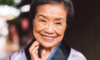 El físico halló la sonrisa japonesa nullmisteriosanull.