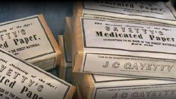 nullLa más grande necesidad de la era: papel medicado, hecho con los materiales más purosnull.
