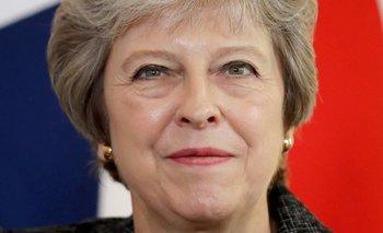 El sistema de aranceles planteado por May fue rechazado.<br>