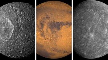 ¿Te apetece mapear la Luna, Marte o Mercurio?