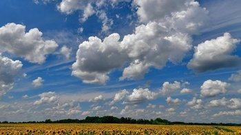 Aprovecha tus fotos de días nublados y ayuda a comprender mejor el cambio climático.