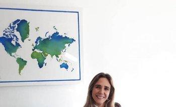 Agustina Codazzi es la fundadora de Worklink