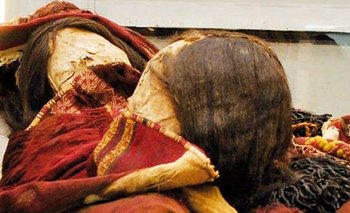 Las momias estudiadas están en el Museo Regional de Iquique.