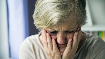 La vulnerabilidad, independientemente de que se trate de su propia madre, es explotada por el abusador (foto genérica).