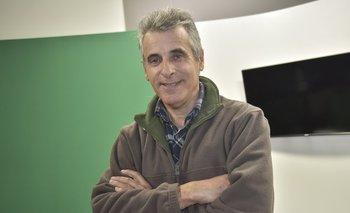 Ruben Riera, presidente de la Sociedad Apícola Uruguaya.<br>