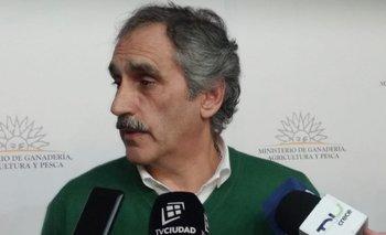 Eduardo Barre, director de los Servicios Ganaderos del MGAP.<br>