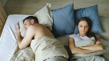 La DPC puede afectar a la persona y a su relación de pareja.