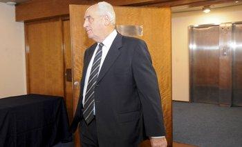 Víctor Rossi, ministro de Transporte
