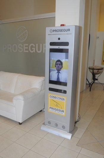 El Ojo de Halcón presentado por Prosegur, se utiliza mayoritariamente en edificios