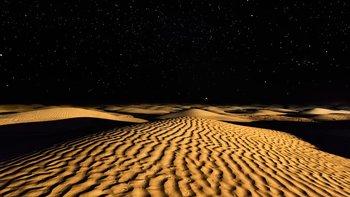 ¿Qué hay más: estrellas en el cielo o arena en la Tierra?