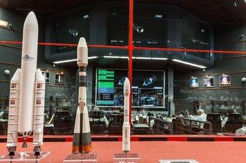 La ESA es líder mundial en la fabricación de cohetes.