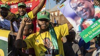 Los simpatizantes de Zanu-PF tiene sus razones por las cuales celebrar en Zimbabue, pero hay desafíos en el horizonte.