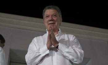 Juan Manuel Santos deja la presidencia este 7 de agosto después de ocho años.