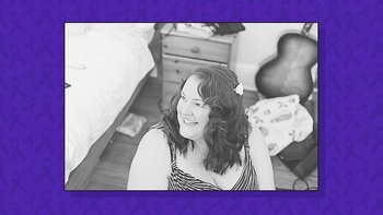 Becky estaba cerca de los treinta cuando descubrió que tenía el VIH.