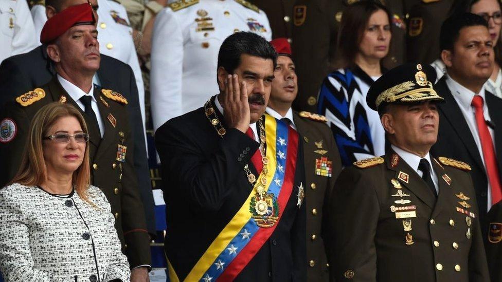EE UU podría listar a Venezuela como Estado patrocinador del terrorismo