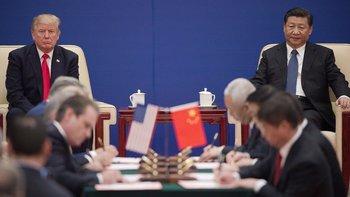 La principal batalla de esta guerra comercial la sostienen Estados Unidos y China.