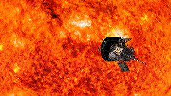 La Sonda Solar Parker deberá soportar temperaturas cercanas a 1.400 grados centígrados sin derretirse.