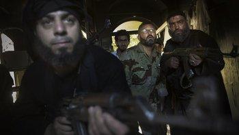 Durante ocho meses estuvo secuestrado por el autodenominado grupo Estado Islámico.