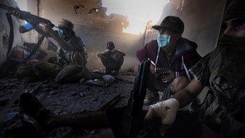 El conflicto en Siria dejó cerca de 500.000 muertos y más de seis de millones de refugiados.