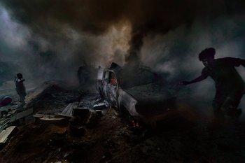 nullNo es que las guerras nos transformen, es que simplemente nos dejan mostrarnos tal como somos en realidadnull.