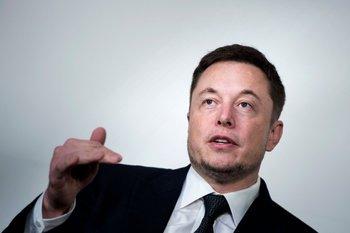 Elon Musk, CEO de SpaceX y Tesla.