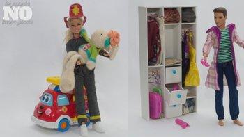 """Camapaña de Geduca """"Los juguetes no tienen género"""""""