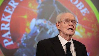 El astrofísico Eugene Parker cambió la manera en la que entendemos nuestro Sistema Solar
